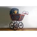 民国西洋婴儿推车老玩具-¥1 元_铁皮玩具_7788网