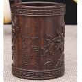 大型黑檀木木雕�P筒整��木�^做成高15厘米直��12厘米(zc21018187)_7788收藏__收藏�峋�