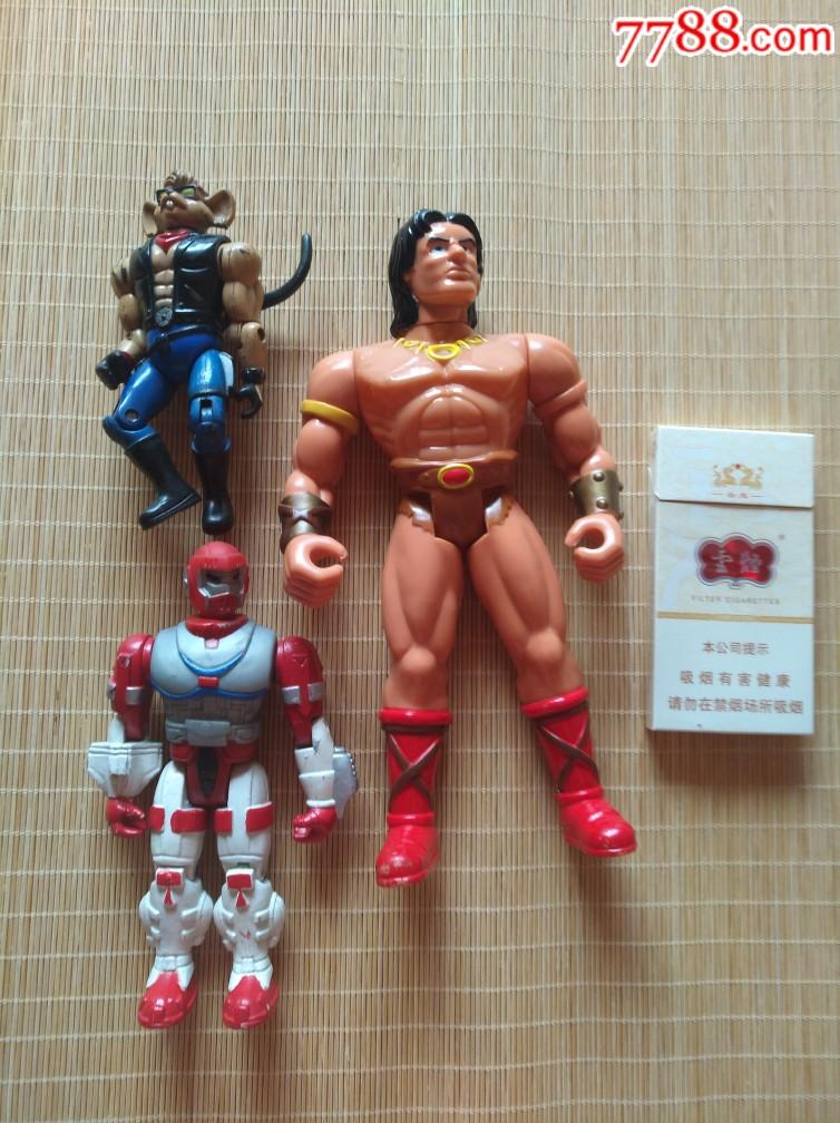 怀旧玩具:变形金刚3个合拍(参拍请仔细阅读商品简介!)(au21088102)_