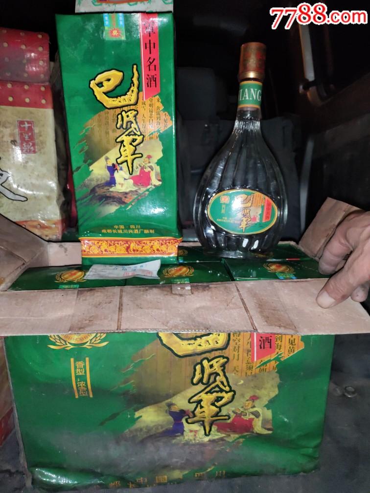 2001年产巴将军一箱,整箱6瓶(au21178355)_