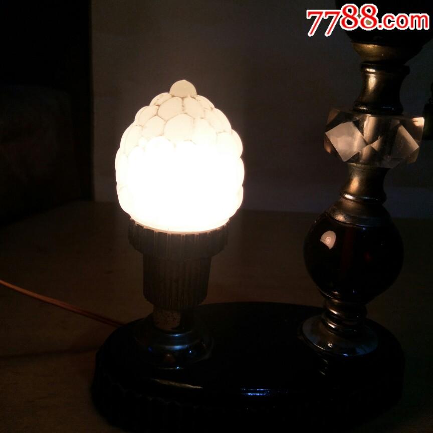 文革时期,琉璃台灯好用。_价格34元_第3张_