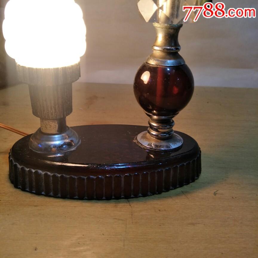 文革时期,琉璃台灯好用。_价格34元_第5张_