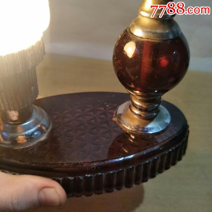 文革时期,琉璃台灯好用。_价格34元_第9张_