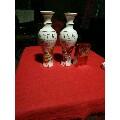 牡丹花都酒瓶子两个-¥20 元_酒瓶_7788网