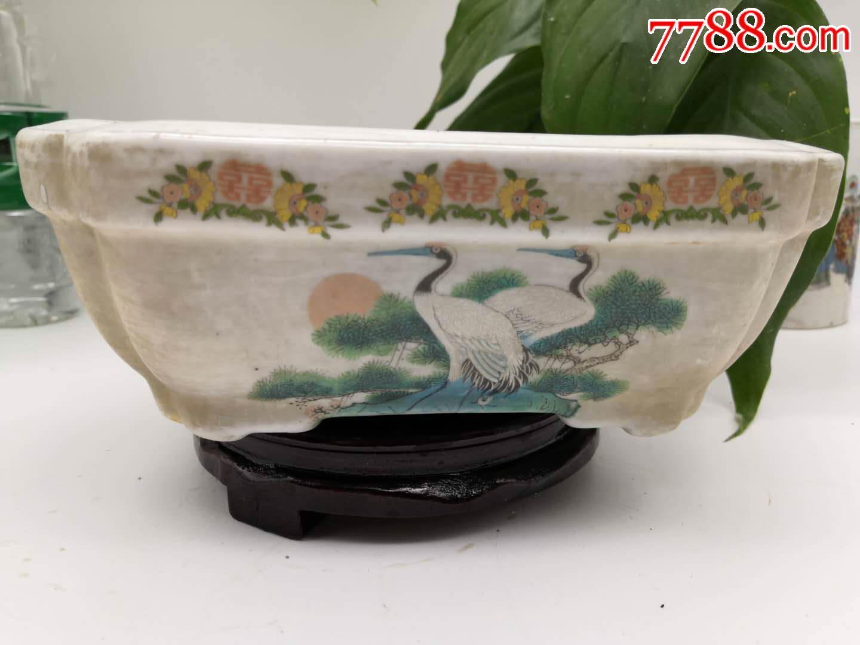 文革瓷盆(au21308128)_