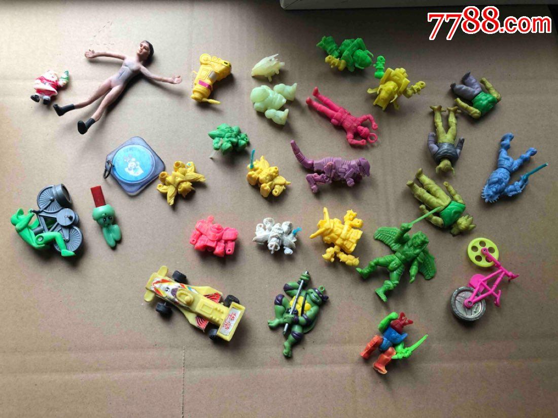 早期拼�b�形+其他老玩具一堆合拍(au21340123)_