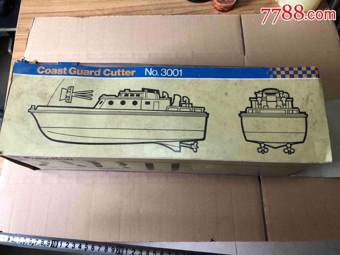 早期超大��b控船玩具(au21340035)_