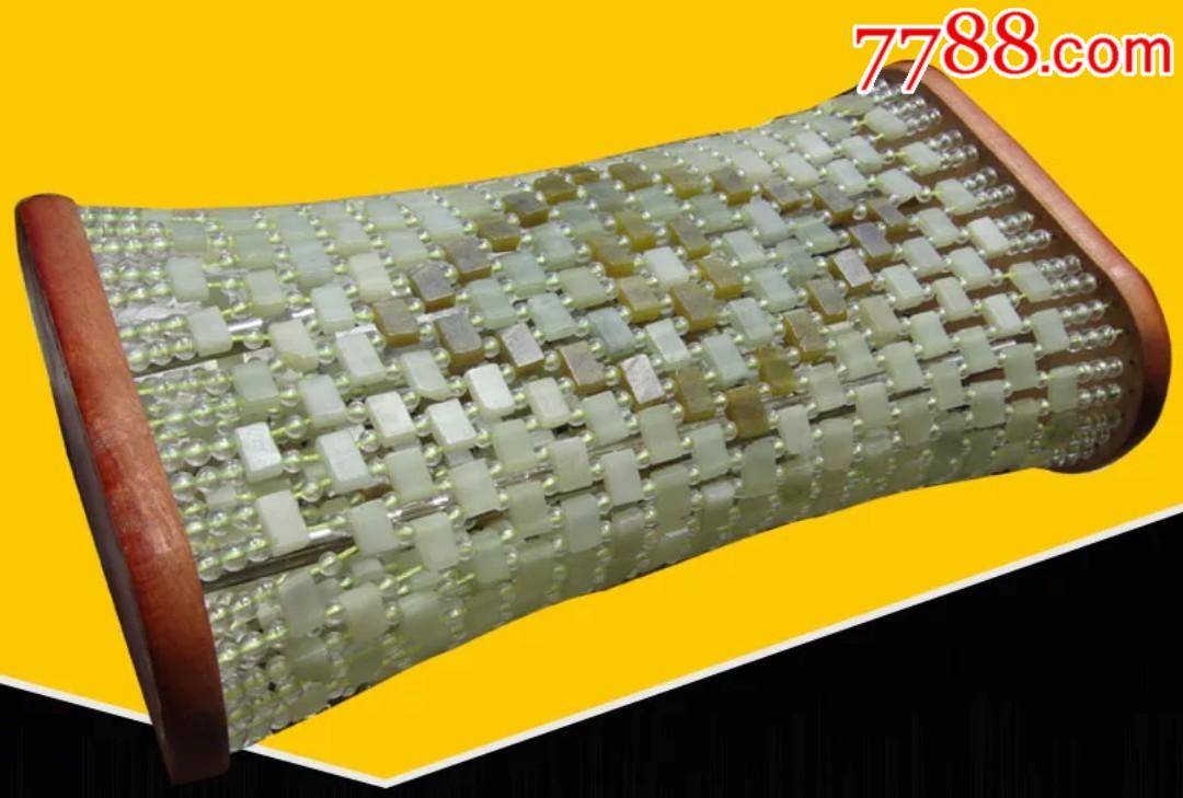 大型天然玉雕枕�^直��28厘米高10厘米(zc21378893)_