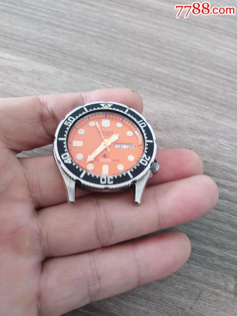 西鐵城石英潛水款男表_價格120元_第5張_