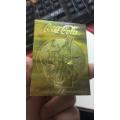 1994年美国发行可口可乐周年纪念铜板卡全球限定3000张