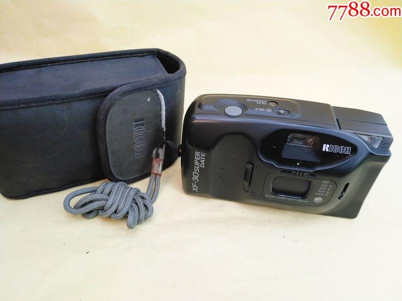 理光XF-30相機,帶皮套_價格46元_第1張_