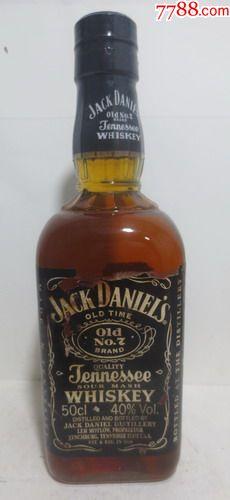 美��杰克丹尼威士忌酒一瓶(au21590956)_