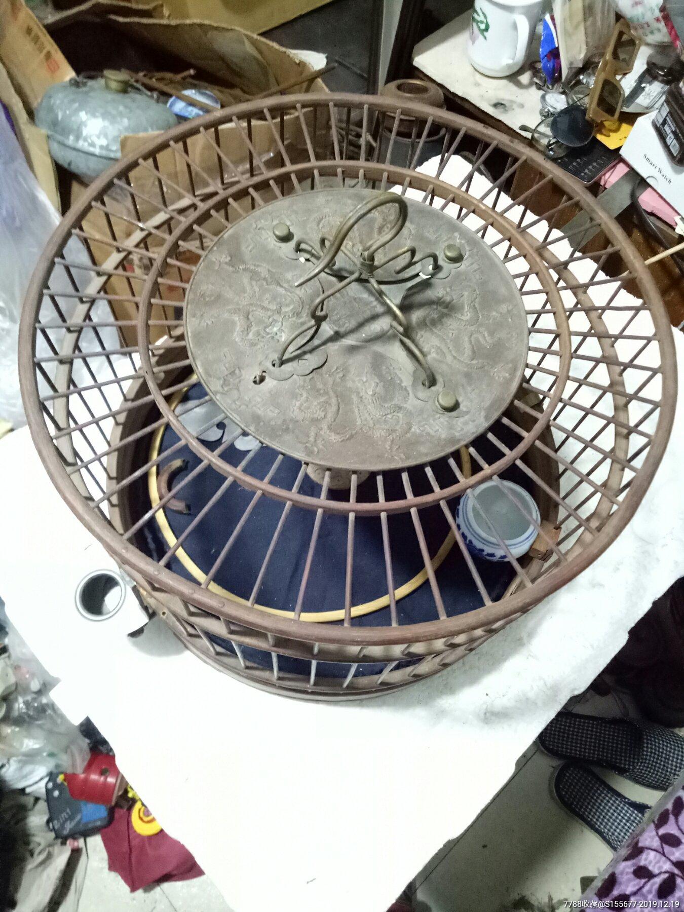 品相较好的老鸟笼(au21942598)_