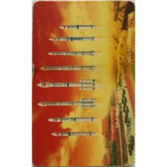 中國長征系列運載火箭發射中國電信集團公司發行2000年一零月。(zc25443086)_7788舊貨商城__七七八八商品交易平臺(7788.com)