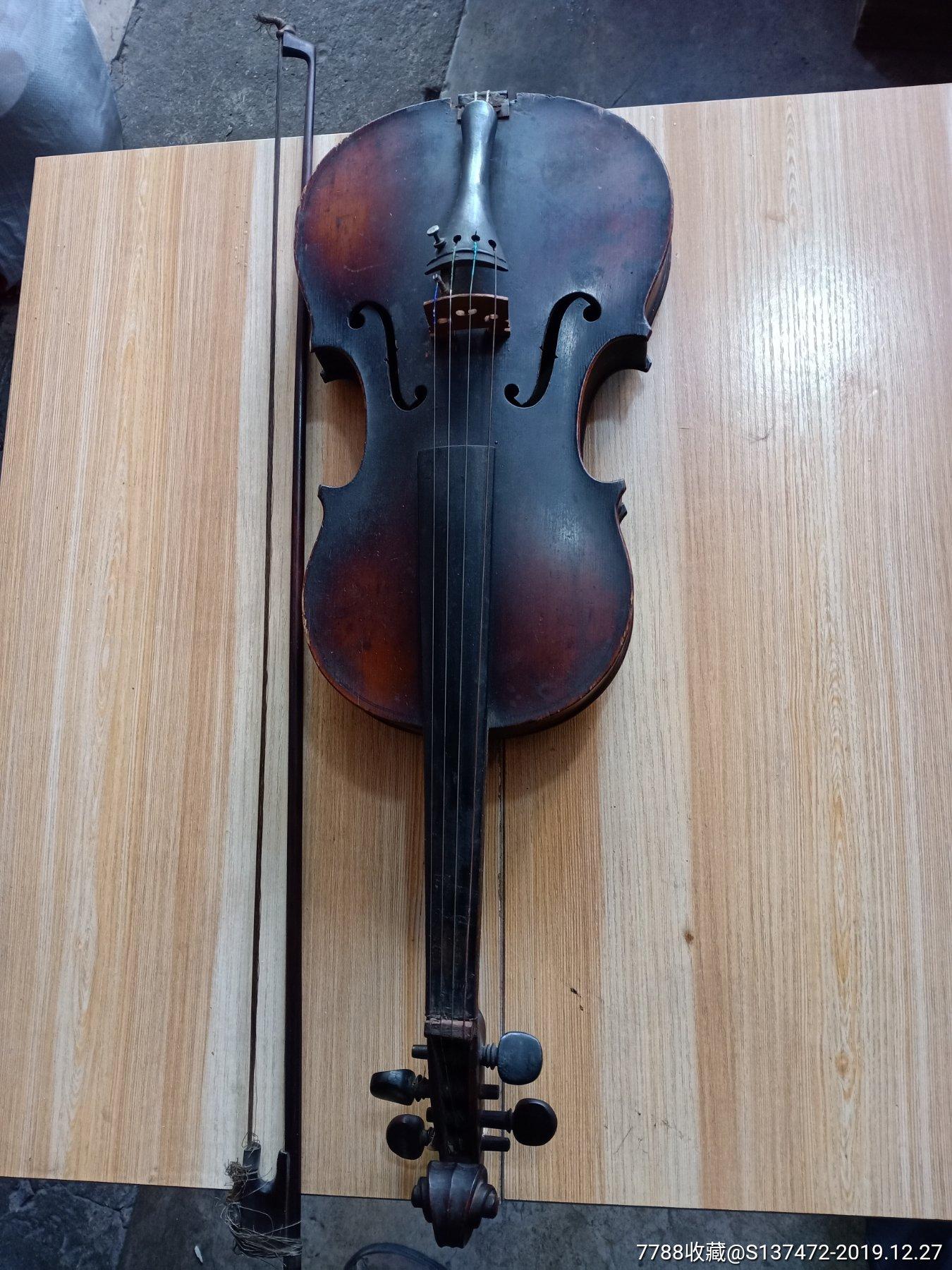 1720年意大利小提琴一把(au22006092)_