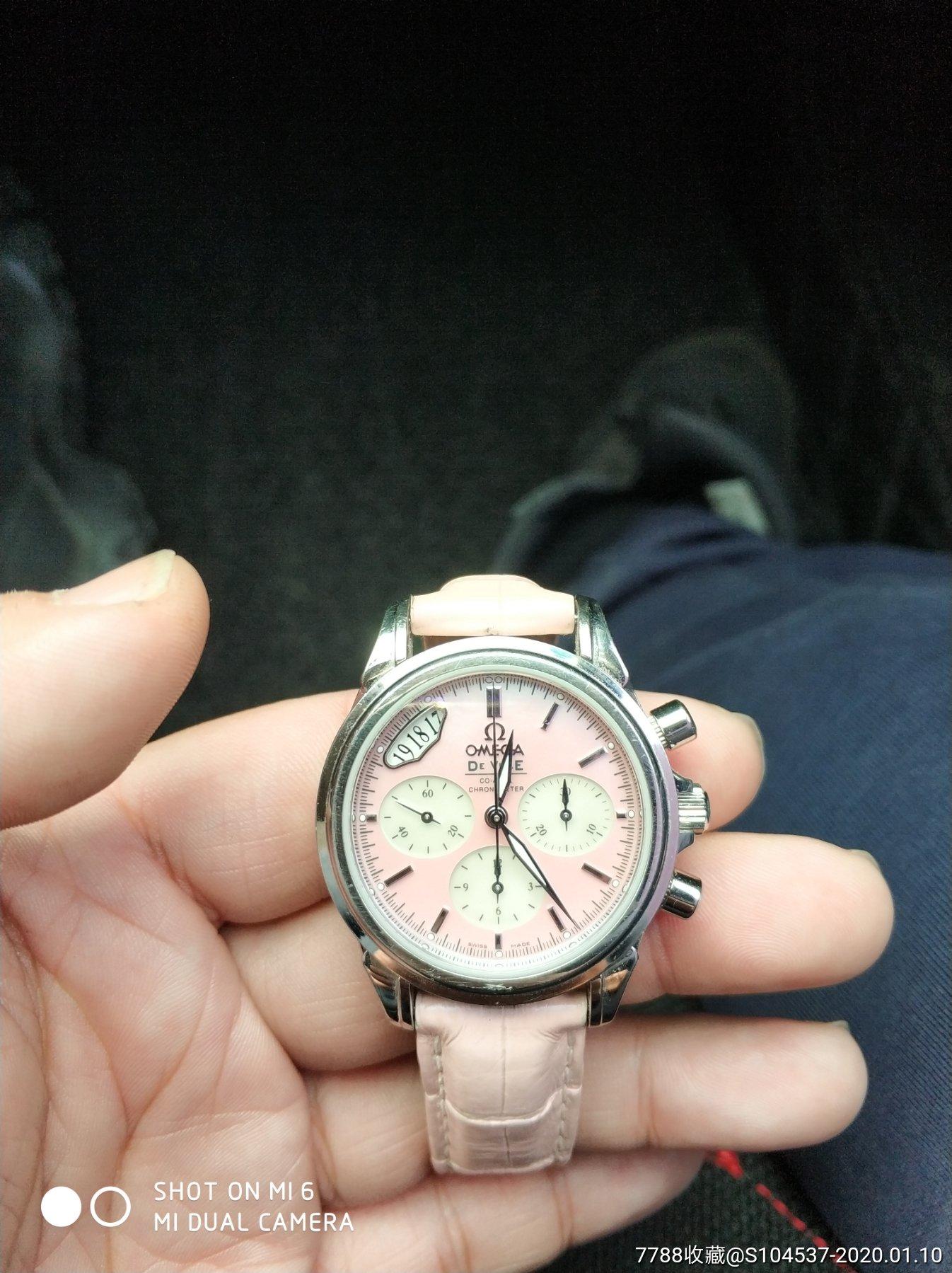 �W米伽碟�w系列女款�C械手表(au22112447)_