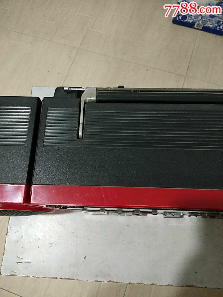 紅色夏普GF~700ZR機(右邊少音箱,初九發貨)_價格563元_第12張_