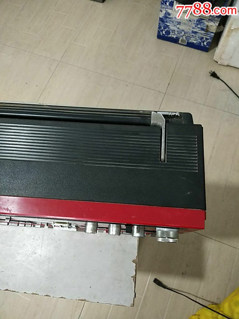 紅色夏普GF~700ZR機(右邊少音箱,初九發貨)_價格563元_第13張_