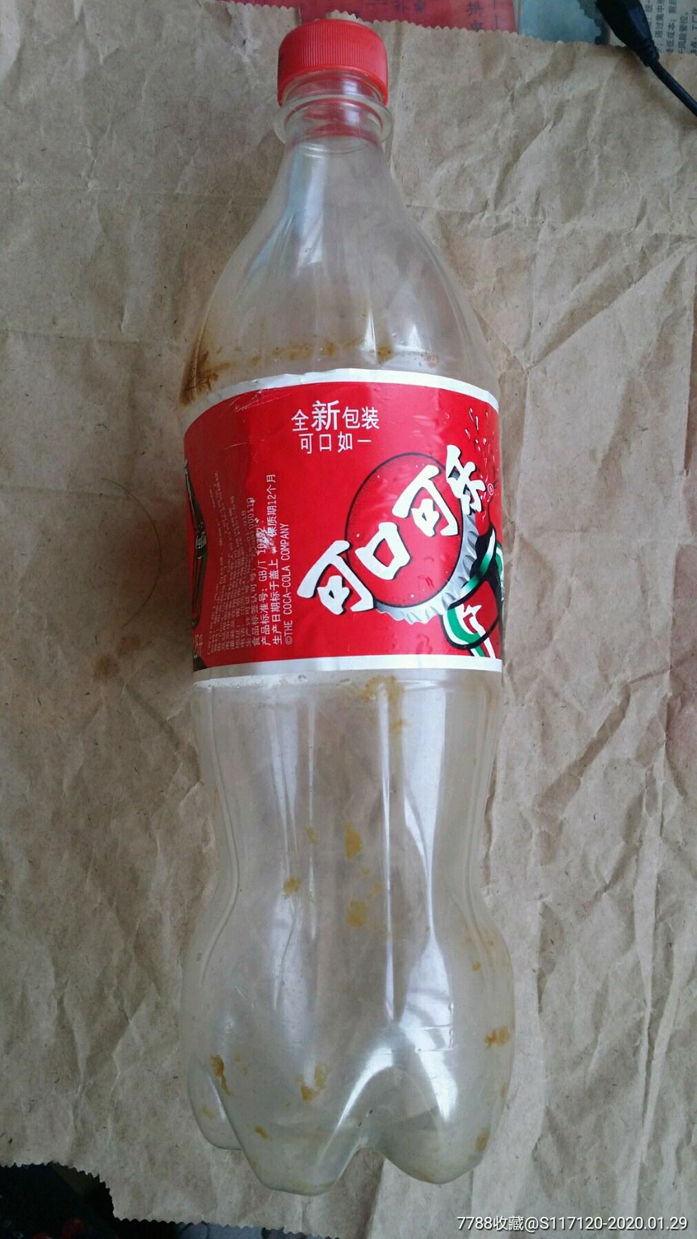 可口可�凤�料瓶(1.25升,2000年4月出品)(au22188407)_