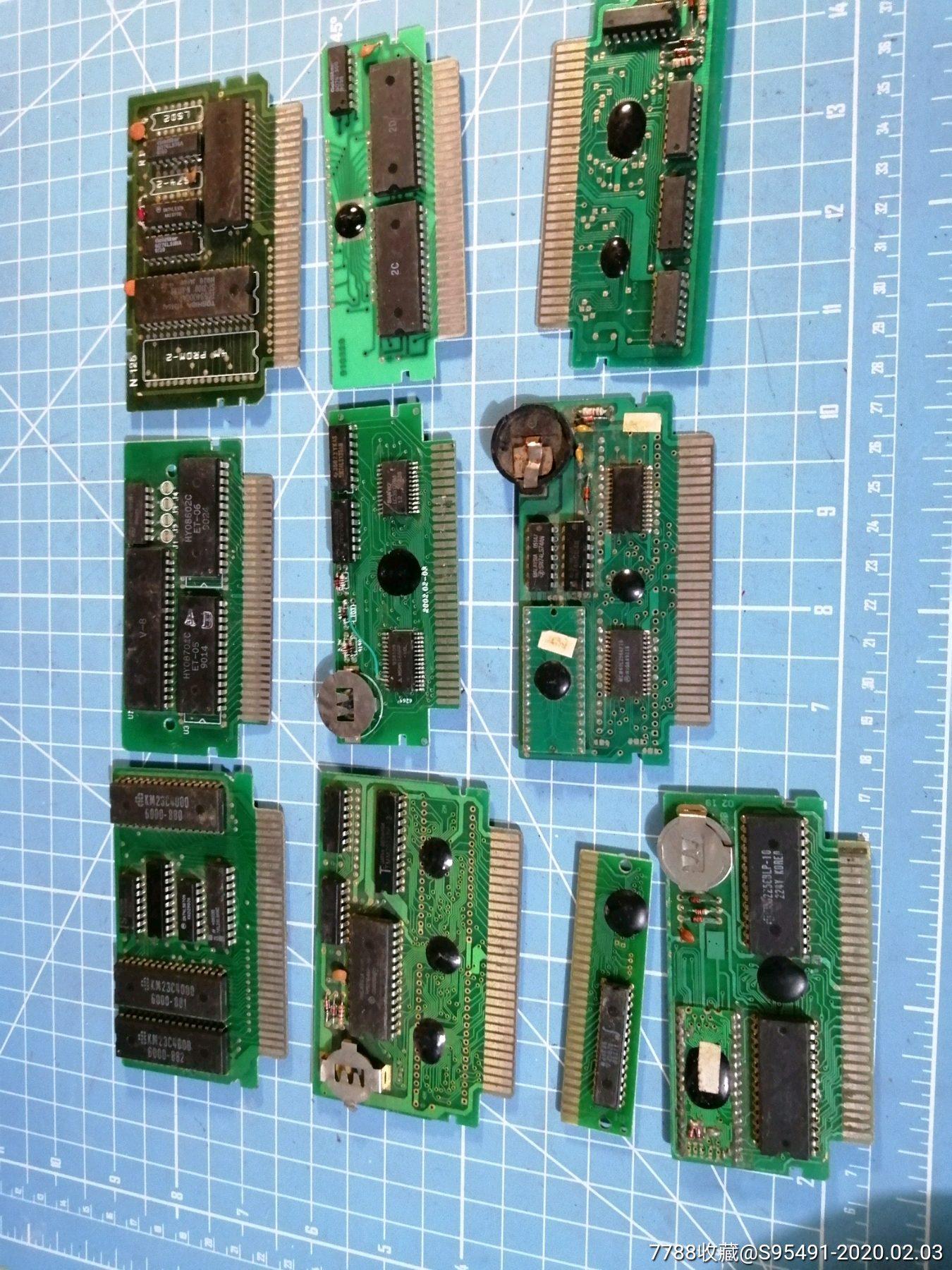 游戏机卡带大几十盘一起拍_价格366元_第4张_