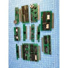 游戏机卡带大几十盘一起拍-¥128 元_PSP/游戏机_7788网