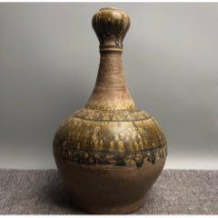 晉瓷蒜頭瓶(zc22299822)_7788收藏__收藏熱線