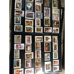 外國名畫郵票50枚不重復不同世界藝術繪畫收藏不含冊多說無益,好東西自己會說話(zc22299832)_7788收藏__收藏熱線