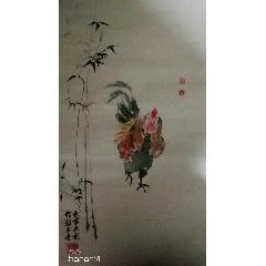 寫意花鳥(68*33)