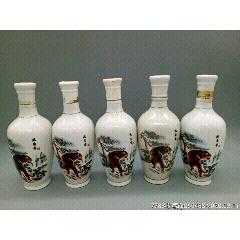 陶瓷酒瓶藝術酒瓶空瓶收藏用品如圖(au22361129)_7788舊貨商城__七七八八商品交易平臺(www.799868.live)