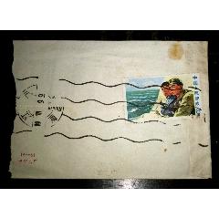 文18海防江西機蓋戳實寄封(含信)-¥839 元_信封_7788網