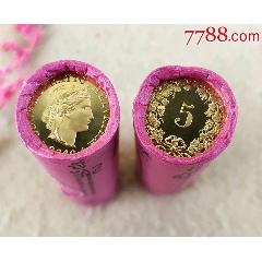瑞士5生丁硬幣一卷50枚(zc22373541)_7788收藏__收藏熱線