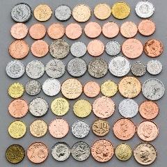 低拍60國(或地區)60枚硬幣世界錢幣紀念幣收藏多說無益,好東西自己會說話(zc22374157)_7788收藏__收藏熱線
