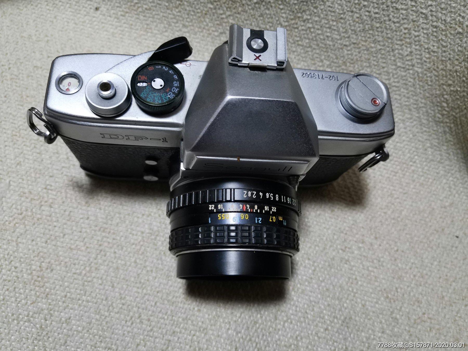 海鷗單反相機帶鏡頭(au22384246)_7788收藏__收藏熱線