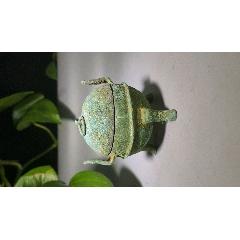 带盖小铜炉(au22430353)_7788收藏__收藏热线