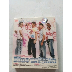 蓝色男孩四周年CD+VCD影音特选纪念盘(au22432720)_7788收藏__收藏热线