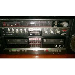 夏普700收錄機-¥115 元_收音機_7788網