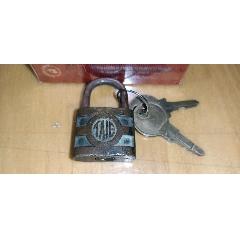 有鑰匙帶英文商標銅鎖(…12)(au22456807)_7788舊貨商城__七七八八商品交易平臺(7788.com)