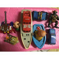 老玩具一堆打包出售-¥20 元_傳統玩具_7788網