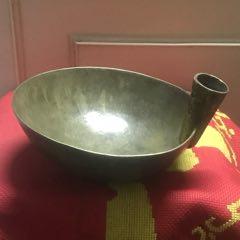 铜舀勺民俗老物件黄铜舀勺大水勺品好怀旧日用保真(zc23188689)_7788收藏__收藏热线