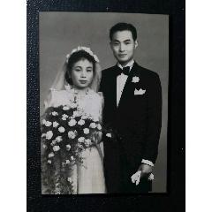 民國結婚老照片5.8*8cm(au23215365)_7788舊貨商城__七七八八商品交易平臺(7788.com)