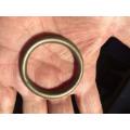 清民时期白铜环一个(au23237963)_7788收藏__收藏热线