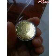 鍍金紀念幣(zc23289345)_7788收藏__收藏熱線