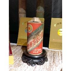 老茅台一瓶,品相实物如图,喜欢收藏的朋友来(au23685337)_7788收藏__收藏热线