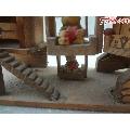 少見復雜的全木雕刻的老擺件老玩具老裝飾品,或老木工制品,構造奇特,品好(au23822447)_7788舊貨商城__七七八八商品交易平臺(7788.com)