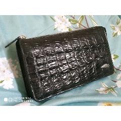 黑色鱷魚皮男士手拿包(au24593205)_7788舊貨商城__七七八八商品交易平臺(7788.com)