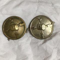 極美稀少的55式(探照兵部隊)一對符號(au24758358)_7788舊貨商城__七七八八商品交易平臺(7788.com)