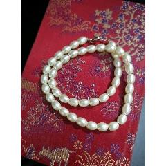 八十年代流行的珍珠項鏈(au24890115)_7788舊貨商城__七七八八商品交易平臺(7788.com)