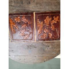 木雕兩塊(au24918317)_7788舊貨商城__七七八八商品交易平臺(7788.com)