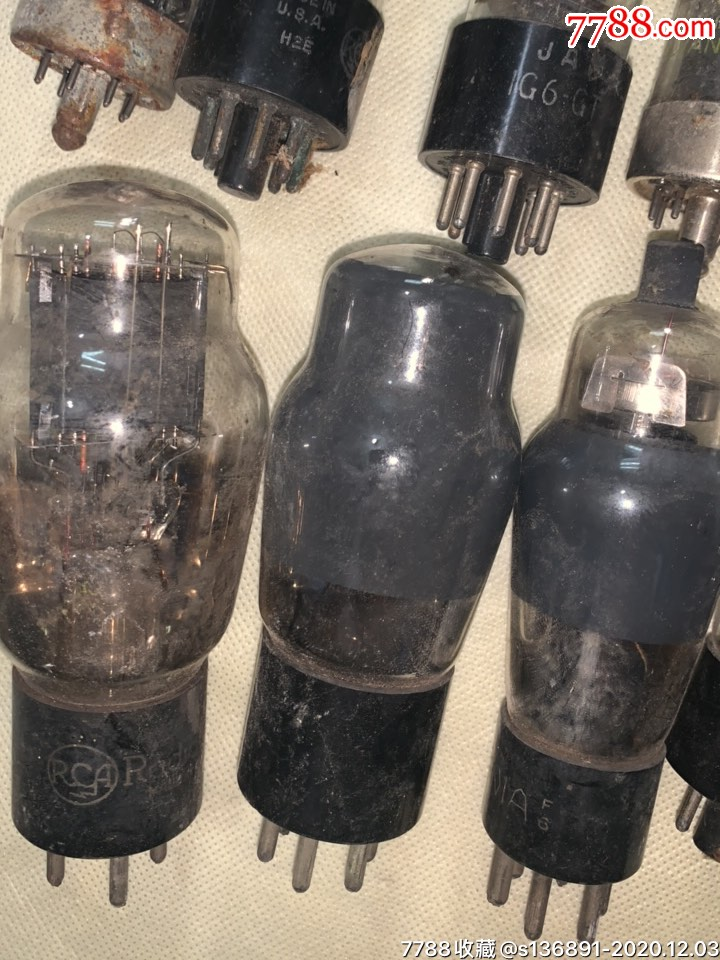 民國時期,美國收音機電子管_價格934元_第11張_