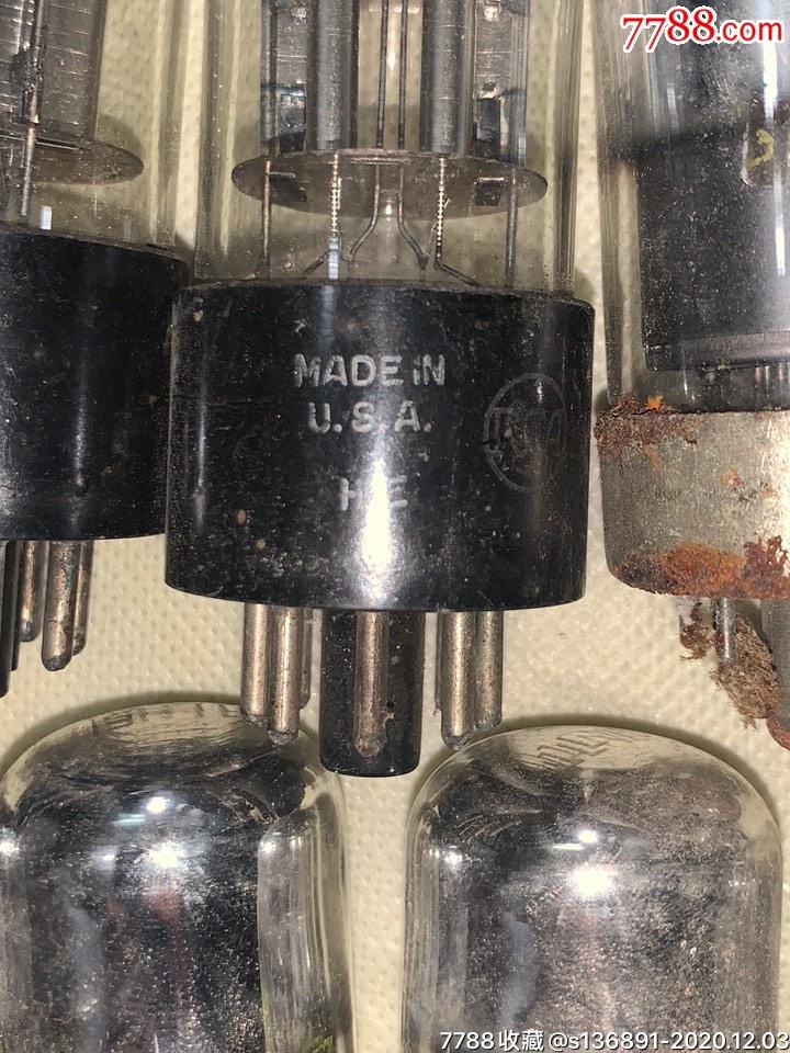 民國時期,美國收音機電子管_價格934元_第15張_